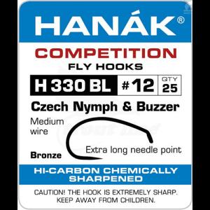 Hanak H 330 BL Czech Nymph & Buzzer