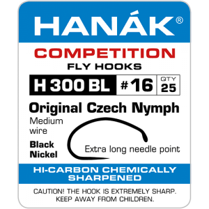 Hanak H 300 BL Czech Nymph