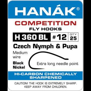 Hanak H 360 BL Czech Nymph & Pupa