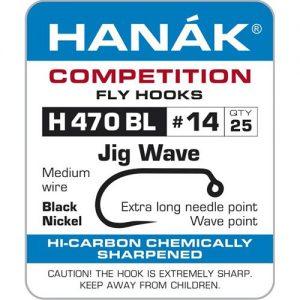 Hanak H 470 BL Jig Wave