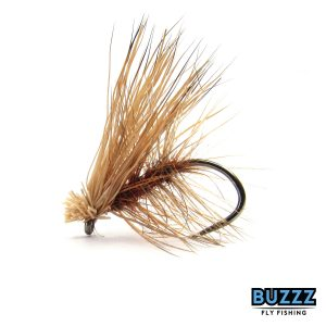 Elk Hair Caddis (Hackled)
