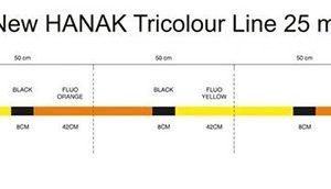 Hanak Competition Tricolour Indicator Line