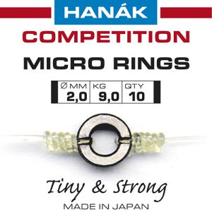 Hanak Micro Tippet Rings (2mm)
