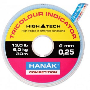 Hanak Competition Tricolour Indicator Line