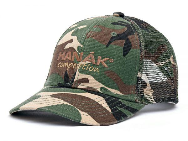 Hanak Competition Cap - Camou