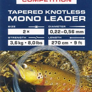 Hanak Tapered Knotless Leader
