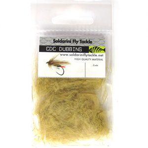 Soldarini CDC Dubbing (02 Light Olive)